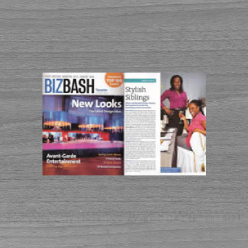 BizBash feature