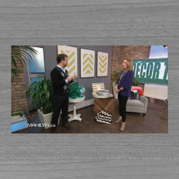 Marilyn Show - decor trends